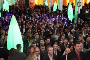 14th Dentsply Friadent World Symposium, Barcelona,  20100319, foto: wildbild